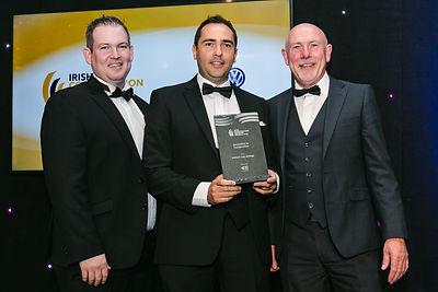 Ardmac's Lean Strategy - Irish Construction Awards 2018 winners