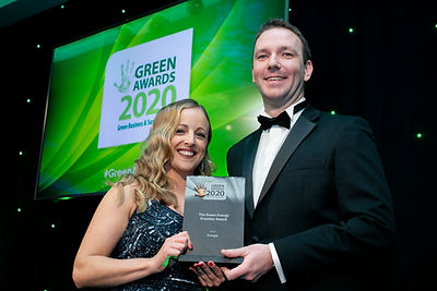 Energia - The Green Awards 2020 winners