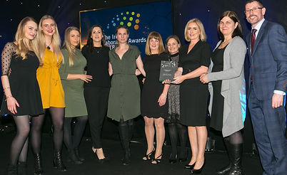 Tallaght University Hospital - The Irish Laboratory Awards 2018 winner