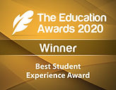 Best Student Experience Award