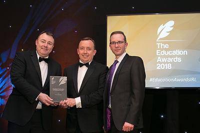 RCSI & Chartwells - The Education Awards 2018 winners