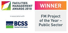 FM Project of the Year – Public Sector