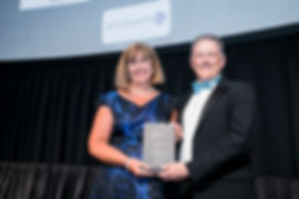Melanie Sheppard - Irish Accountancy Awards 2019 winner