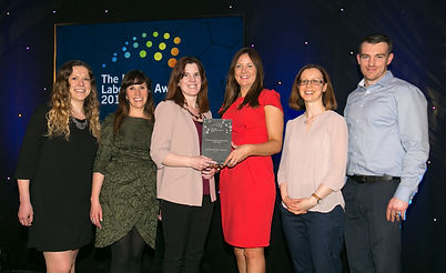 Lilly - The Irish Laboratory Awards 2018 winner