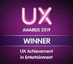 UX Achievement in Entertainment