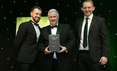 Vodafone Ireland for IRFU #TeamOfUs - Irish Sponsorship Awards winners 2017
