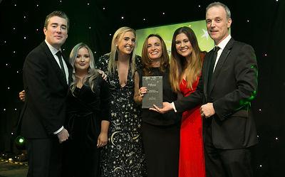 Just Eat Retreat Full Moon Party - Irish Sponsorship Awards winners 2017