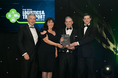 BWG Foods - Irish Logistics & Transport Awards 2018