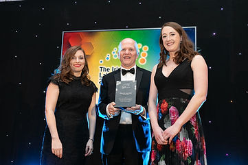 Trinity College Dublin - The Irish Laboratory Awards 2019 winner