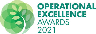 Operational Excellence Awards 2021 Logo.