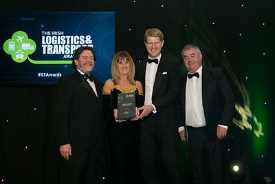 DHL - Irish Logistics & Transport Awards 2018
