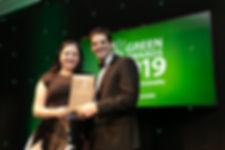 Tesco Ireland - Green Awards 2019 winner
