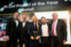 T&I Fitouts - 2019 Fit Out Awards 2019 winner
