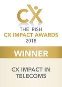 CX Impact in Telecoms