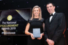 Griffith College Graduate Business School - 2019 The National Procurement Awards winner