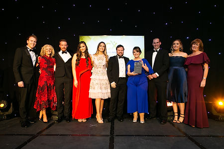 SSE Airtricity - 2018 CX Awards winners