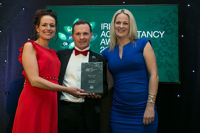 AG Associates Accountants - Irish Accountancy Awards 2018 winners