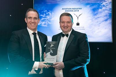 George Best Belfast City Airport - Aviation Industry Awards 2019 winner