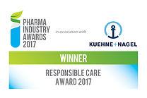 Responsible Care Award 2017