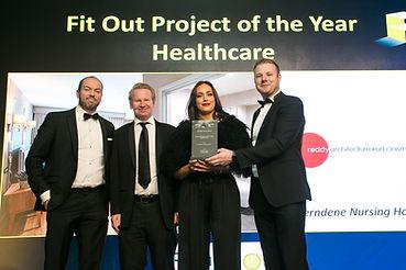 Ferndene Nursing Home - Fit Out Awards 2017 winners