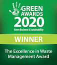 The Excellence in Waste Management Award