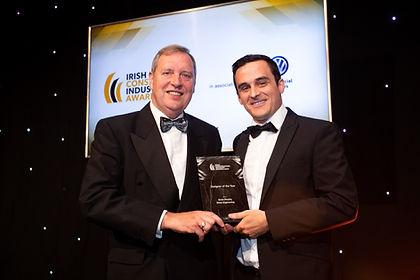 Gavin Murphy, Ethos Engineering - Irish Construction Awards 2019