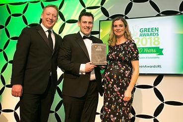 Hotel Doolin - Green Awards 2018 winner