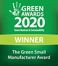 The Green Small Manufacturer Award