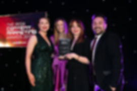 Teneo - 2019 Irish Content Marketing Awards winner