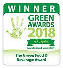 The Green Food & Beverage Award