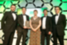 Galway Wind Park Delivery Team - Green Awards 2018 winner