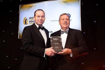 John Gavigan, P.J. Hegarty & Sons - Irish Construction Awards 2019