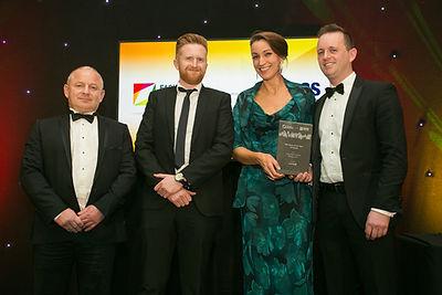 Croke Park Facilities Management - Facilities Management Awards 2018 winner