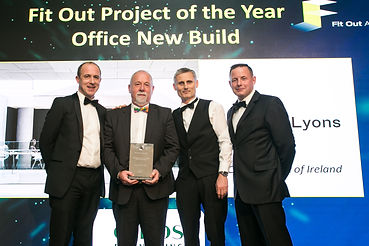 Central Bank of Ireland Headquarters - Fit Out Awards 2017 winners