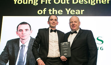 Neal Merry - Ethos Engineering - Fit Out Awards 2017 winners