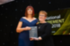 Eavan O'Halloran - 2018 National Procurement Awards recipient
