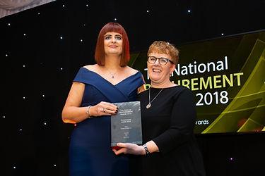 Eavan O'Halloran - 2018 National Procurement Awards recipient
