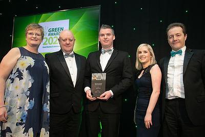 Diageo Ireland - The Green Awards 2020 winners