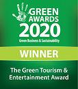 The Green Tourism & Entertainment Award
