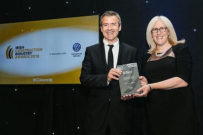Plus Architecture - Irish Construction Awards 2018 winners