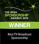 Best TV Broadcast Sponsorship