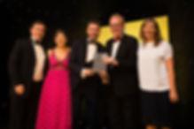 International Marketing Team - The Education Awards 2017 winners