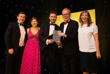 International Marketing Team - The Education Awards 2017 winners