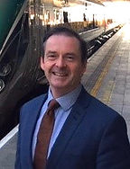 Liam Kenny – Manager, Customer Service Standards, Iarnród Éireann Irish Rail