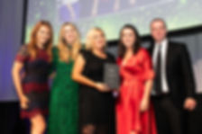 Live Nation Ireland - Irish Sponsorship Awards 2018 winners