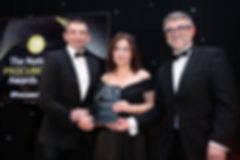Pfizer - 2019 The National Procurement Awards winner