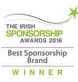 Best Sponsorship Brand 2017 winner logo