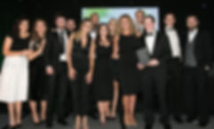 PSG Sponsorship - Irish Sponsorship Awards winners 2016