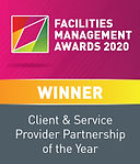 Client & Service Provider Partnership of the Year