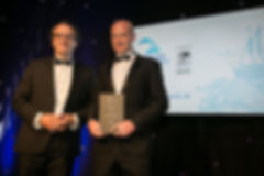 Sean Harrington - Atlantic Towage & Marine - Marine Industry Awards 2017 winners